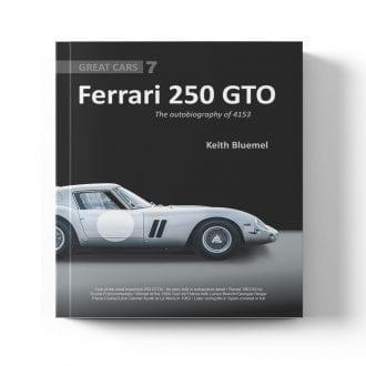 Product image for Ferrari 250 GTO - The Autobiography of 4153 GT by Keith Bluemel