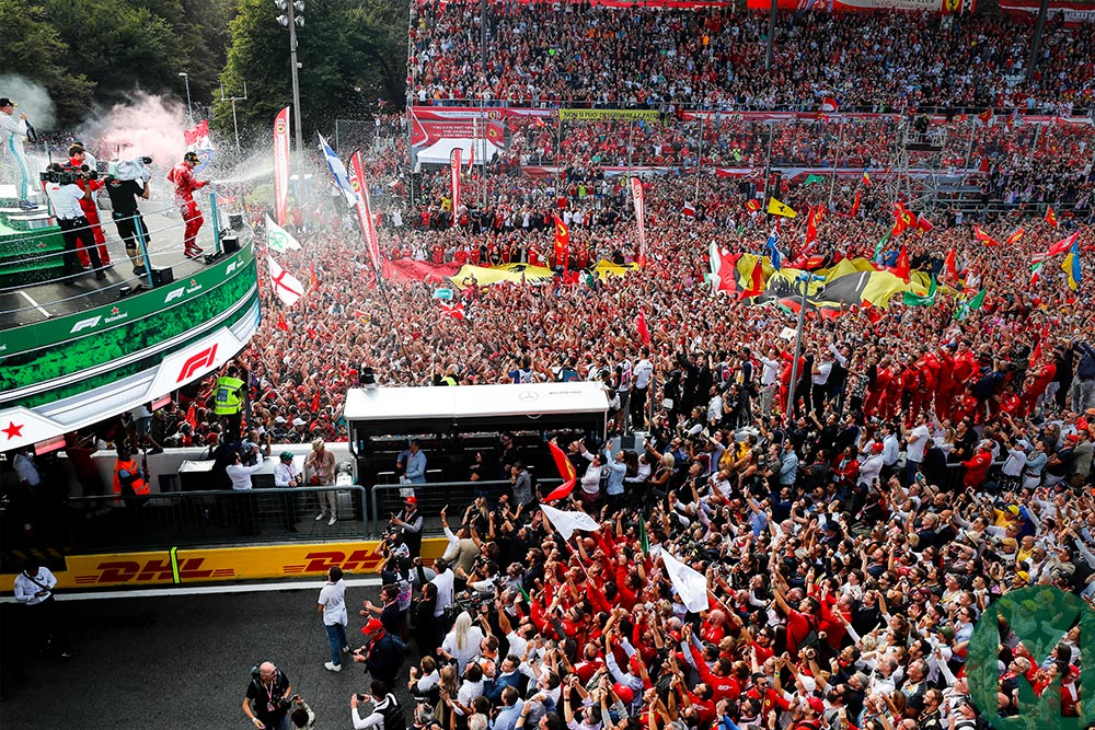 2019 Italian Grand Prix race report: steely Leclerc's Monza masterclass