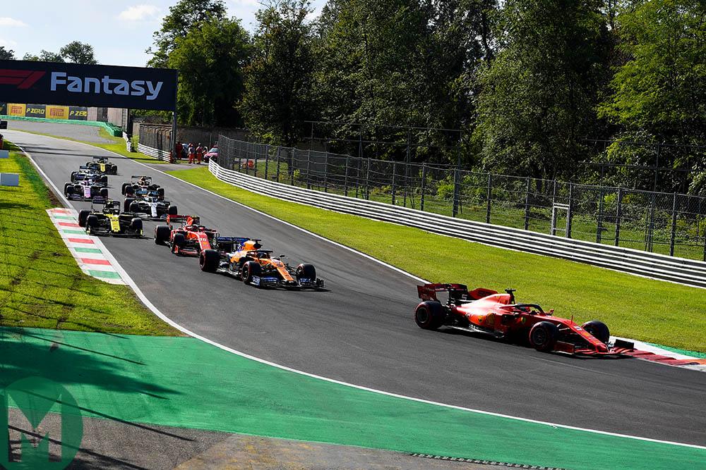 "2019 Italian Grand Prix qualifying report: ""Everyone looked like idiots"""