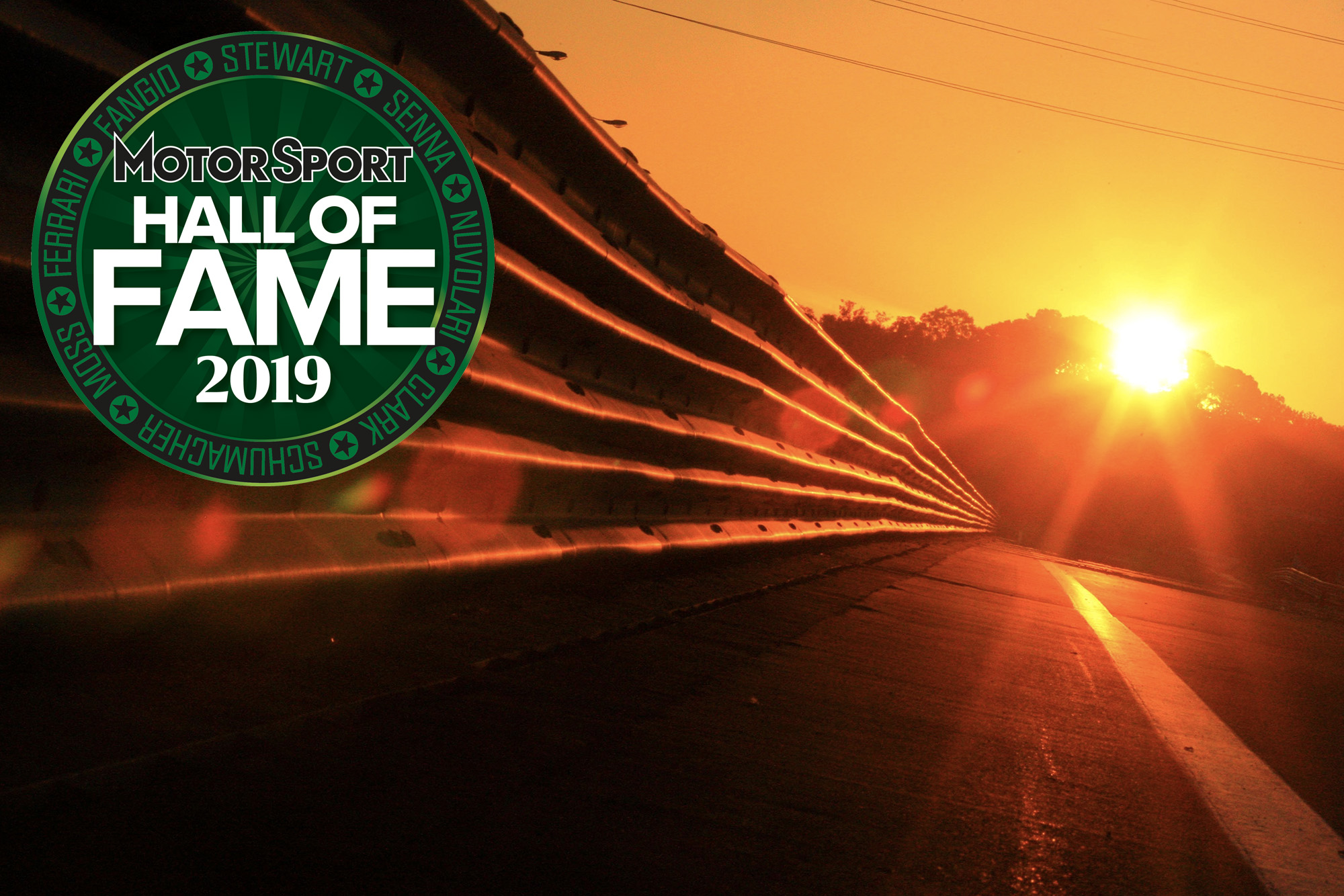 Inspiration Award – 2019 Motor Sport Hall of Fame nominees