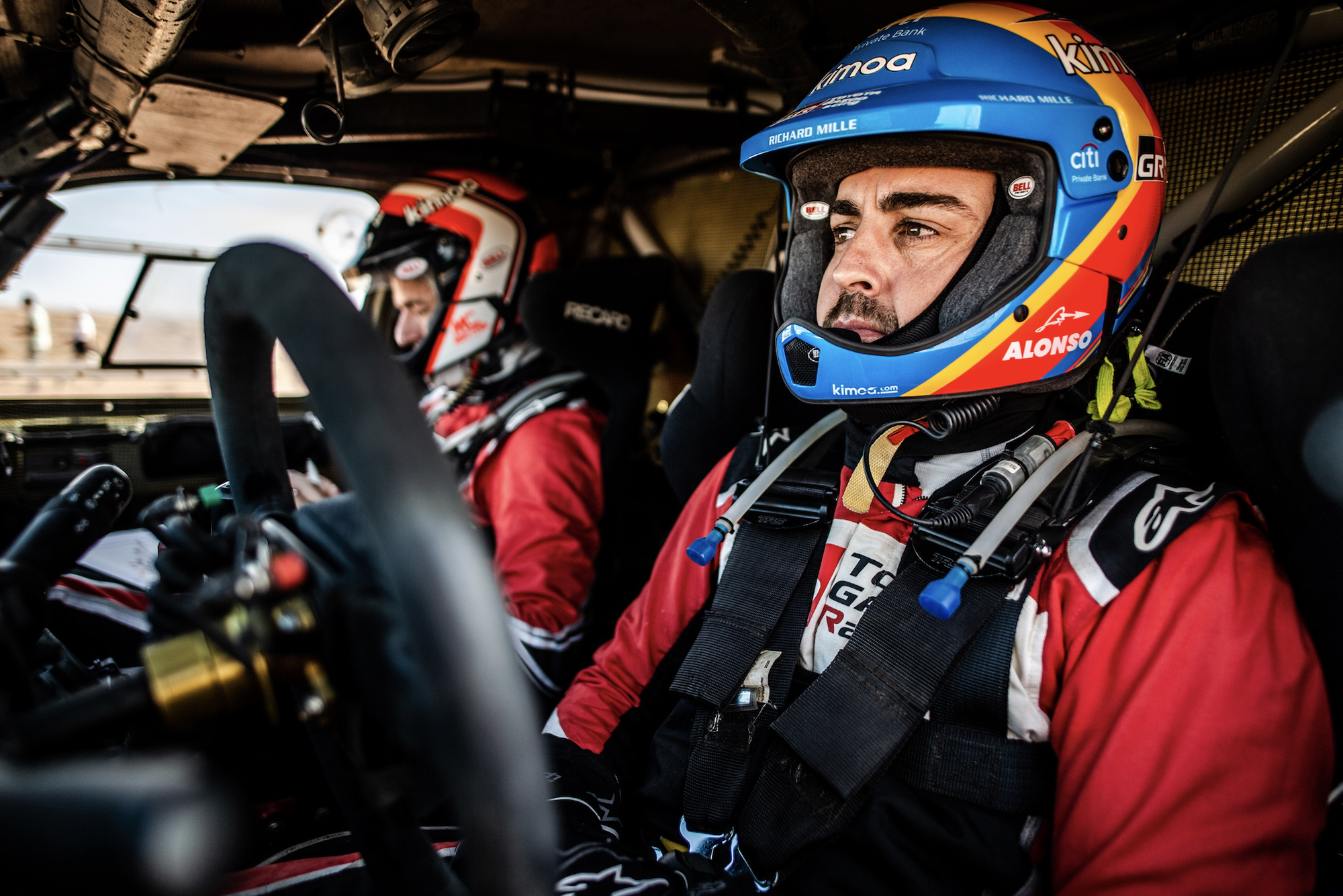 "Fernando Alonso aims to be more ""complete"" driver as he confirms 2020 Dakar entry"