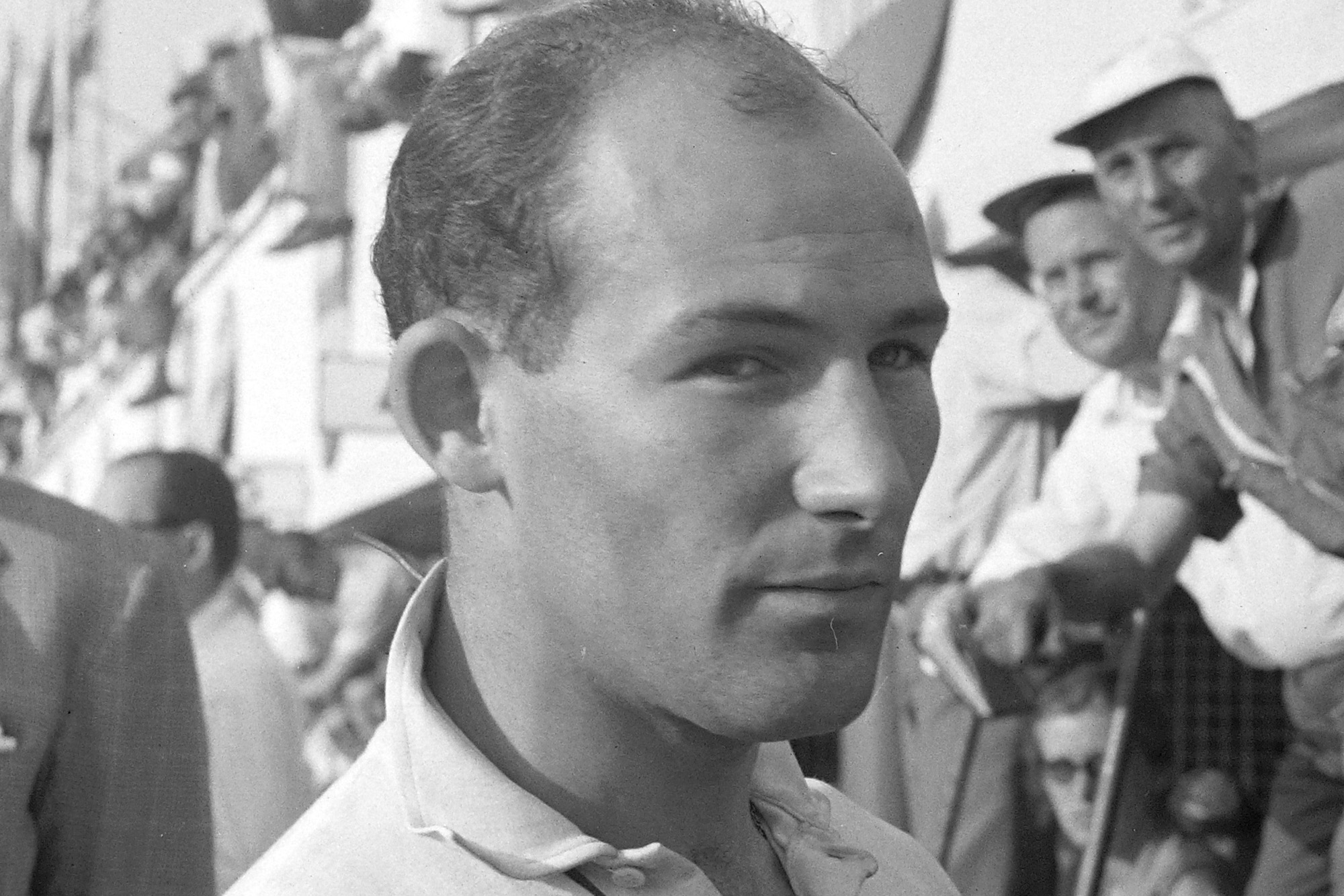 Ciao Stirling – the inside story of a motor racing legend