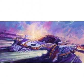 Product image for 24 Hours of Le Mans 1988 Print