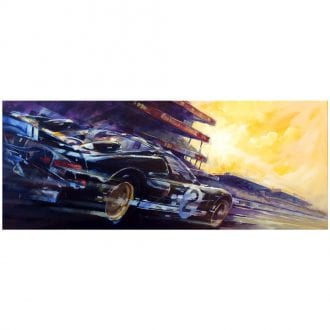 Product image for 24 Hours of Le Mans 1966 Print