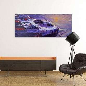 Product image for 24 Hours of Le Mans 1971 Print