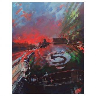 Product image for Aston Martin DBR1/300 Le Mans 1959 Winner