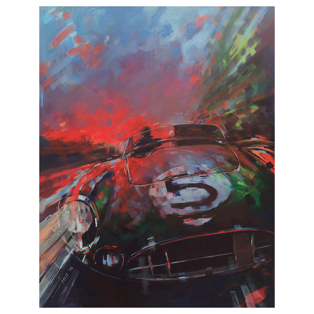 Product image for Aston Martin DBR1/300 Le Mans 1959 Winner