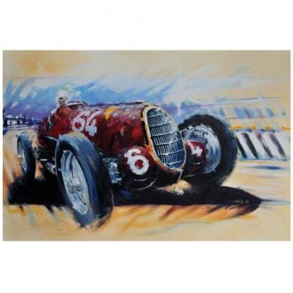 Product image for Alfa Romeo 8C-35 at Coppa Ciano 1936