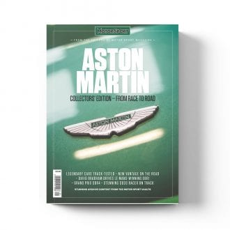 Product image for Aston Martin - From Race to Road