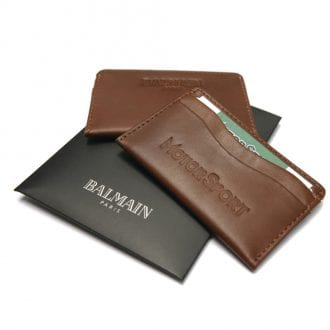 Product image for Genuine Leather Motor Sport Wallet