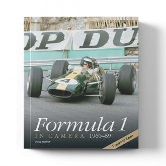 Product image for Formula 1 in Camera 1960 - 69 Volume 1 by Paul Parker