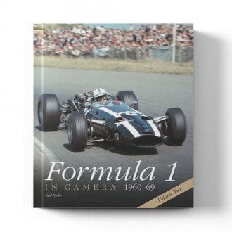 Product image for Formula 1 in Camera 1960 - 69 Volume 2 by Paul Parker