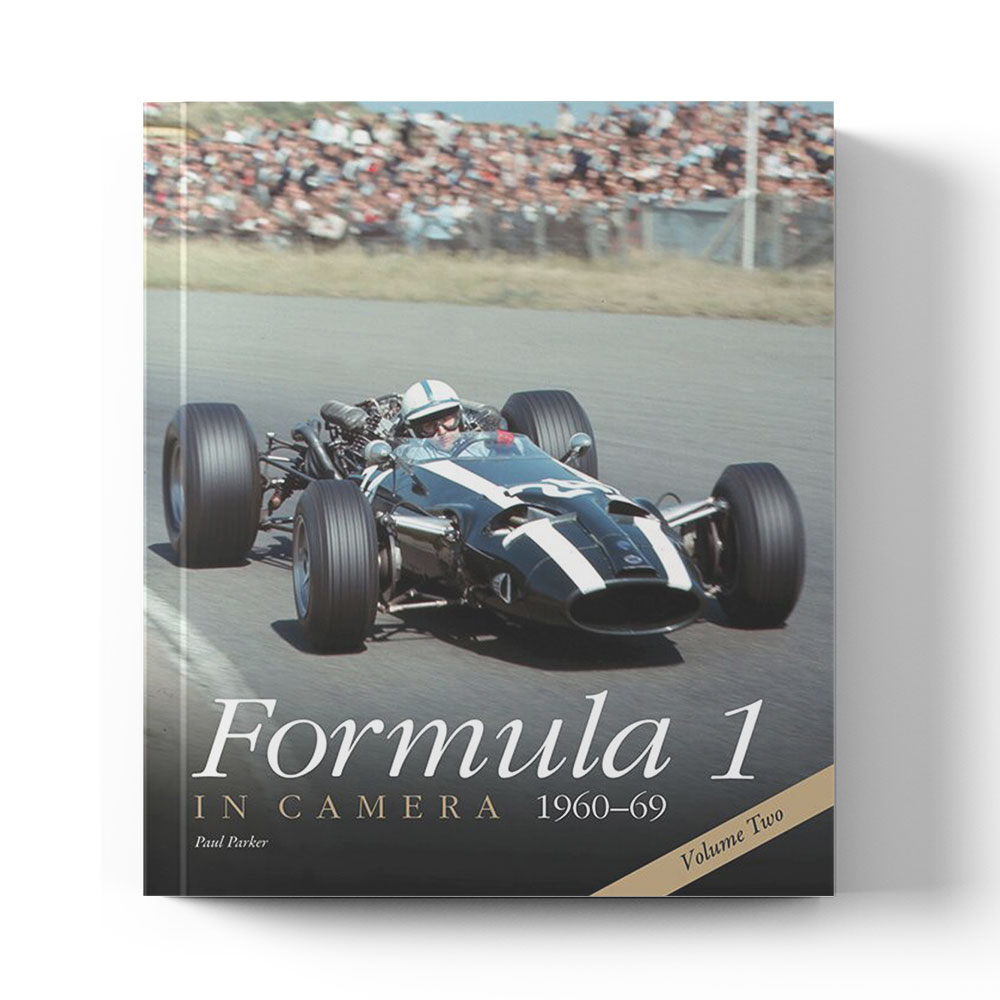 1960-69 Volume Two Book Formula 1 In Camera