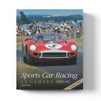 Product image for Sports Car Racing in Camera 1960–69 Volume 1 by Paul Parker