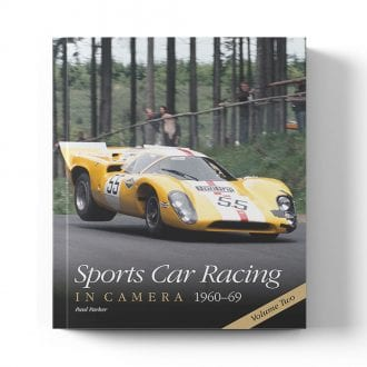 Product image for Sports Car Racing in Camera 1960- 69 Volume 2 by Paul Parker