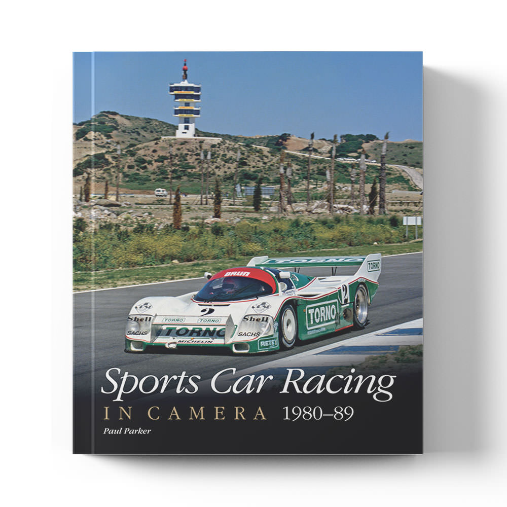 Product image for Sports Car Racing in Camera 1980 - 89 by Paul Parker