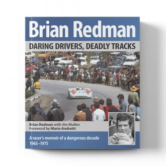 Product image for Daring Drivers by Brian Redman (Signed copy)