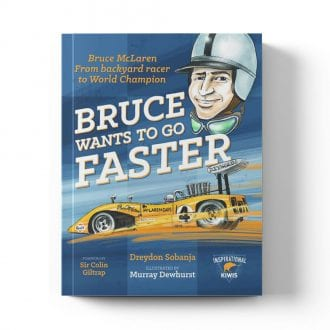 Product image for Bruce Wants to Go Faster by Dreydon Sobanja
