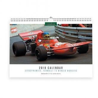Product image for Motor Sport Calendar 2018