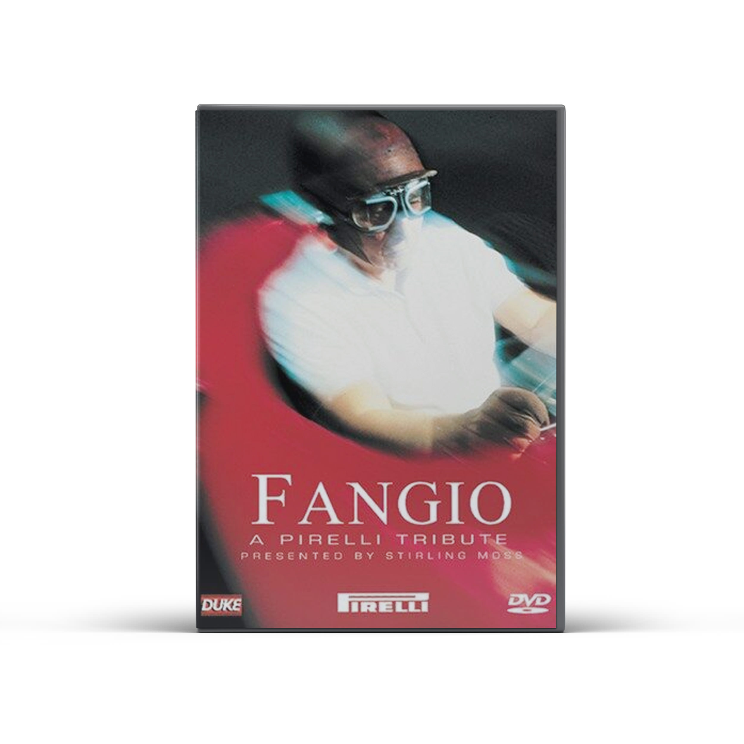 Product image for Champion: Fangio DVD