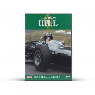 Product image for Champion: Hill DVD