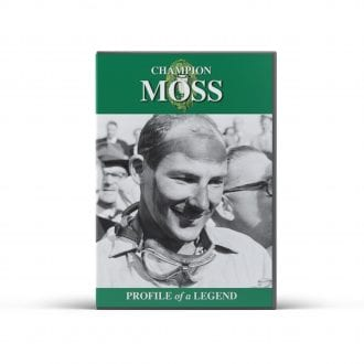 Product image for Champion: Moss DVD