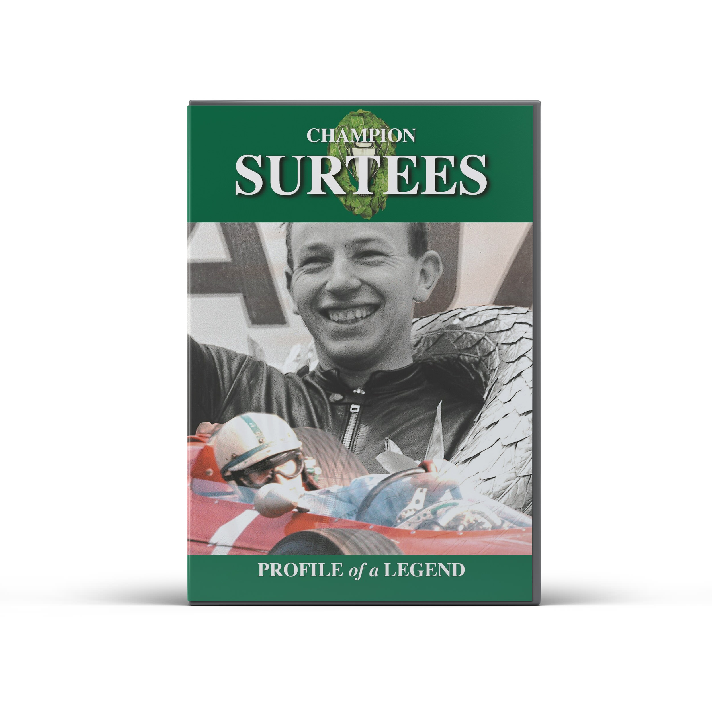 Product image for Champion: Surtees DVD