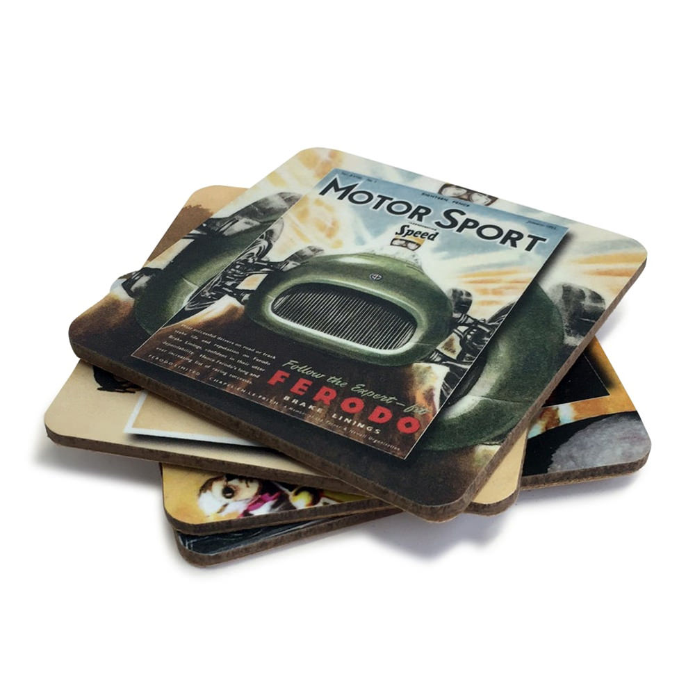 Product image for Motor Sport coasters