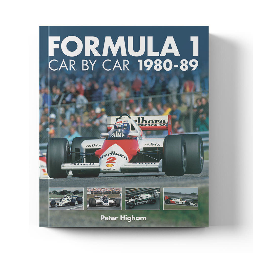 Product image for F1 Car by Car 1980-89 by Peter Higham