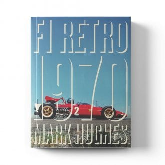 Product image for F1 Retro: 1970 by Mark Hughes