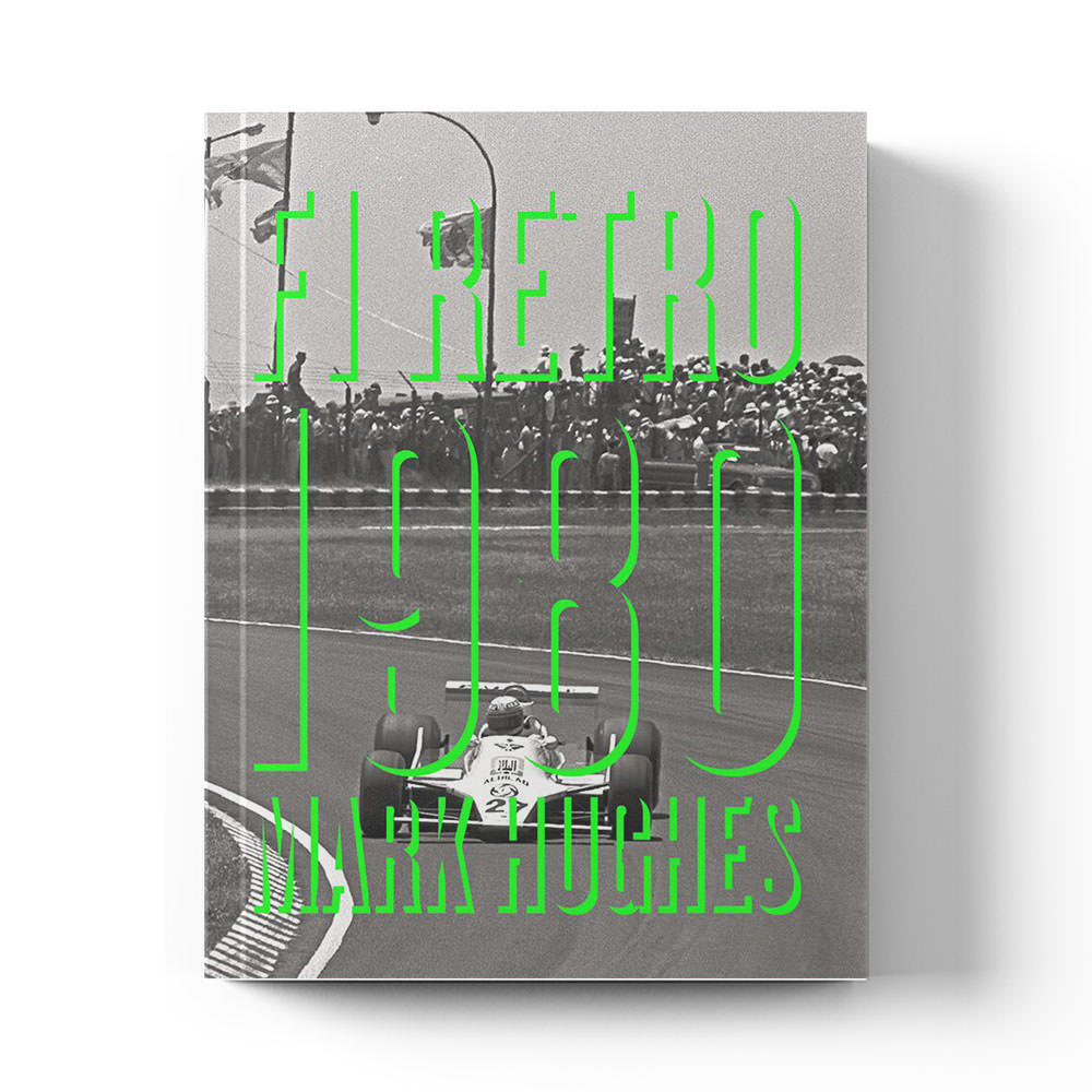Product image for F1 Retro 1980 by Mark Hughes