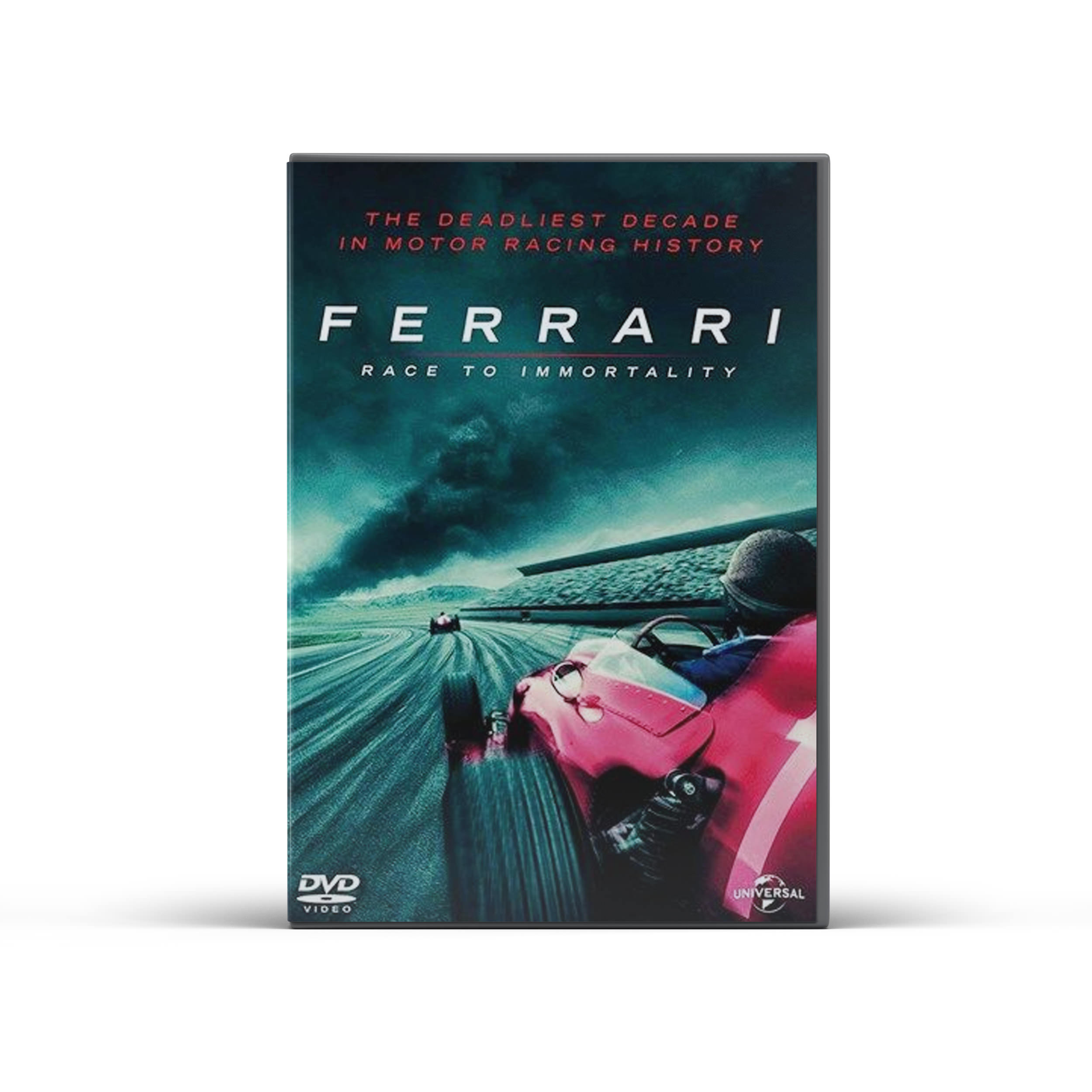 Product image for Ferrari The Race To Immortality DVD
