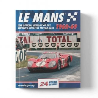 Product image for Le Mans : The Official History of the World's Greatest Motor Race by Quentin Spurring