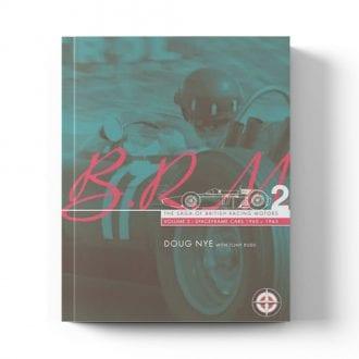 Product image for BRM : The Saga of British Racing Motors by Doug Nye