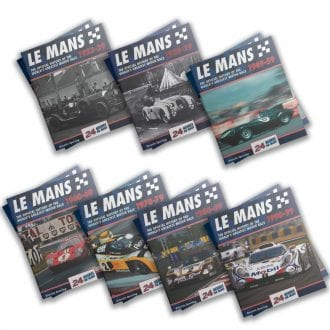 Product image for Le Mans: The Official History Bundle