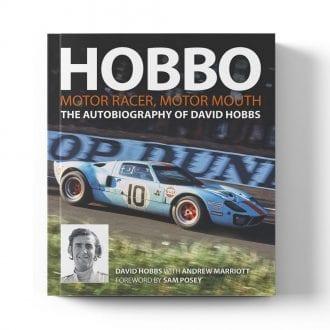 Product image for Hobbo: Motor Racer by David Hobbs