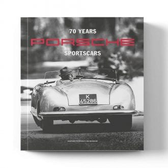 Product image for 70 Years of Porsche Sports Cars