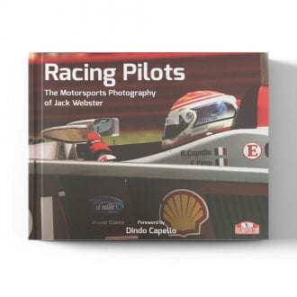 Product image for Racing Pilots - The Motorsports Photography of Jack Webster