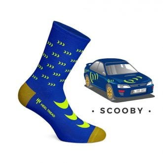 Product image for Scooby: Heel Tread Socks