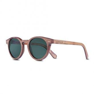 Product image for Bull Run: Green Sunglasses