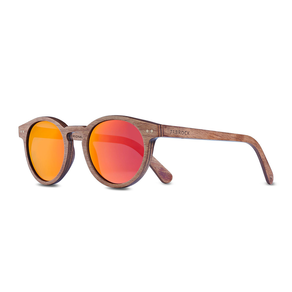 Product image for Bull Run: Dusk Red Sunglasses