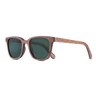 Product image for Smile: Green Sunglasses