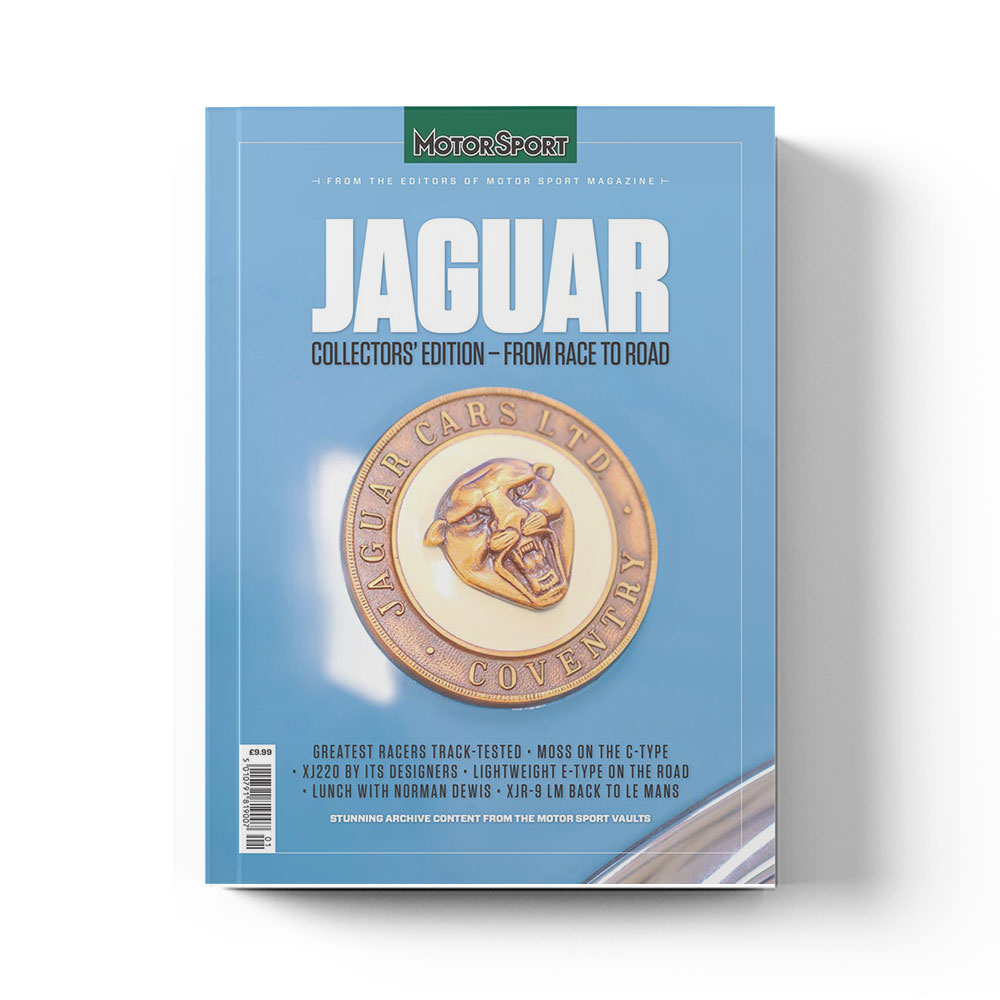 Product image for Jaguar - From Race to Road
