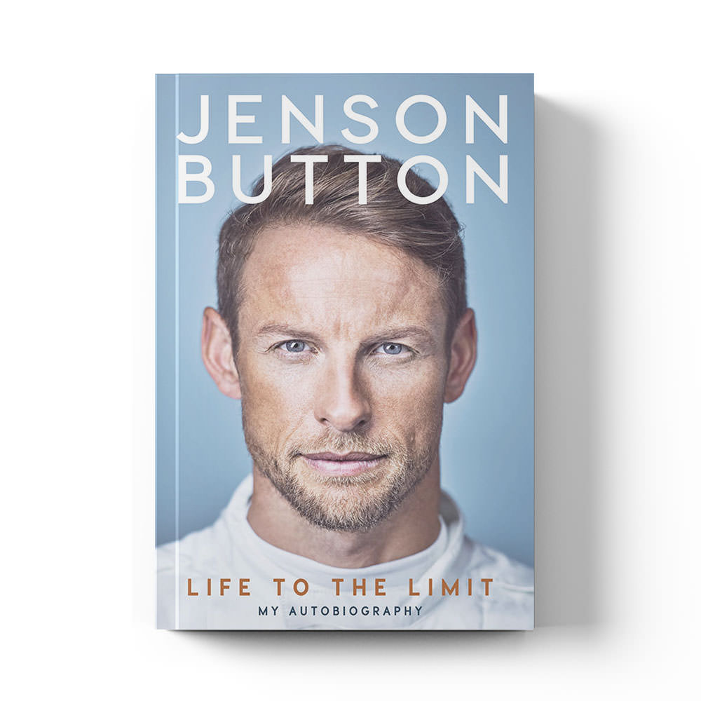 Product image for Jenson Button Life to the Limit - My Autobiography
