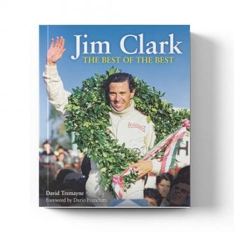 Product image for Jim Clark - The Best of the Best by David Tremayne
