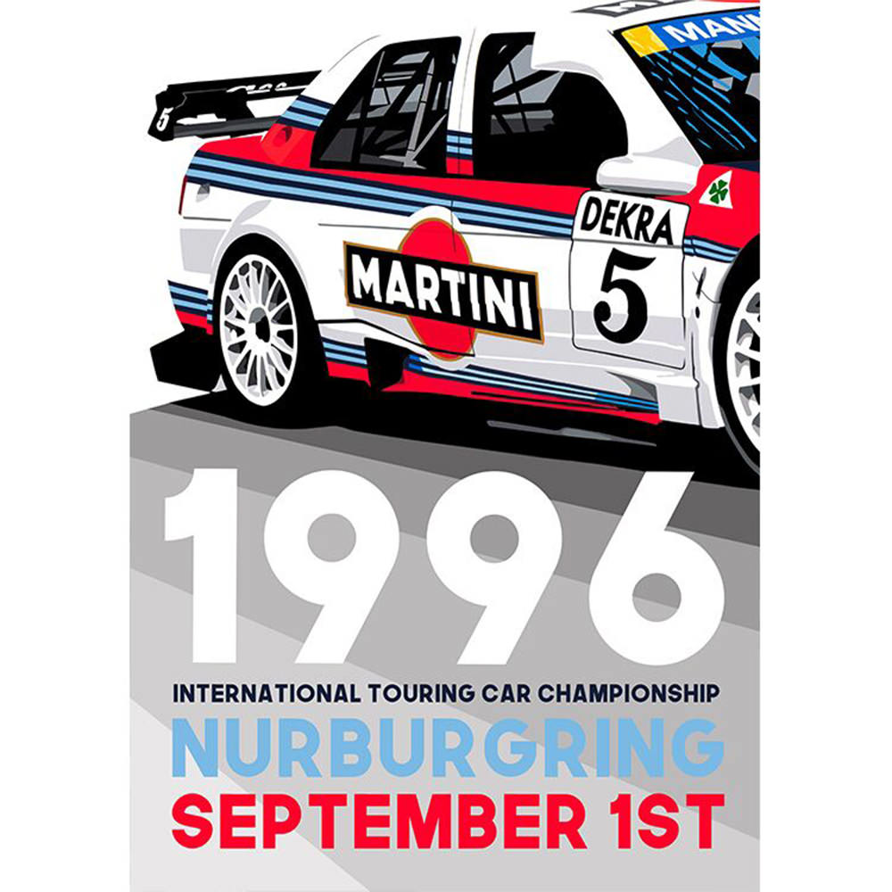 Product image for International Touring Cars 1996 Race