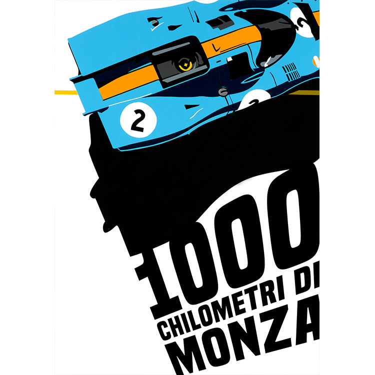 Product image for Monza 1000km Race 1971