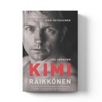 Product image for The Unknown Kimi Raikkonen Hardback by Kari Hotakainen