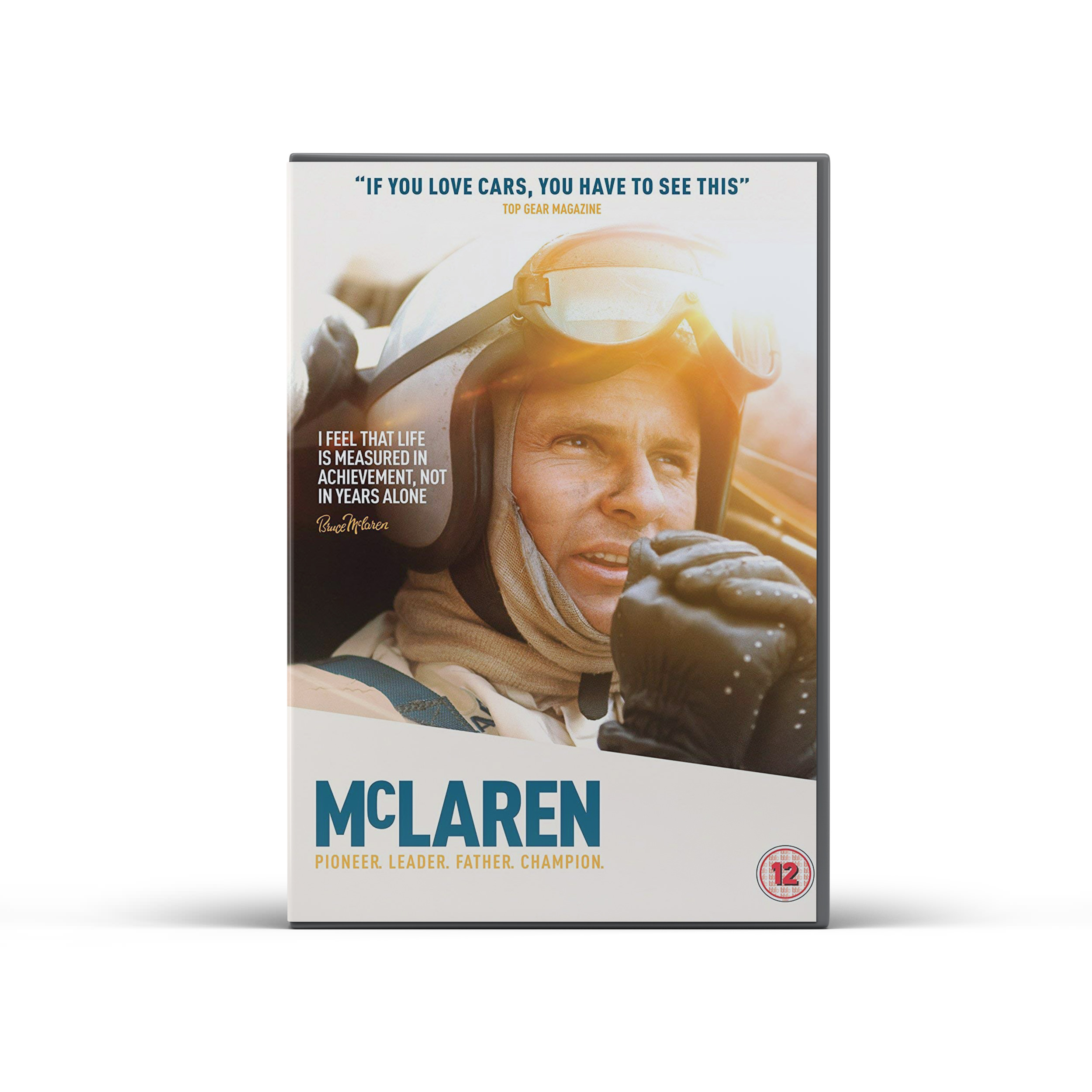 Product image for McLaren DVD