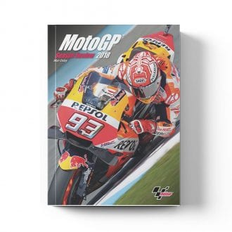 Product image for MotoGP Season Review 2018 by Mat Oxley
